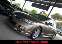 2009 HONDA CIVIC FD 1.8S True Year Made