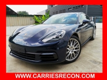 2017 PORSCHE PANAMERA PANAMERA 4S V6 ENGINE UK FULL SPEC -UNREG -