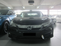 2018 HONDA CIVIC Honda Civic 1.5 TCP