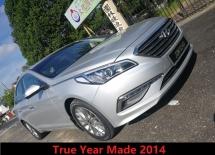 2014 HYUNDAI SONATA 2.0 GL True Year Made