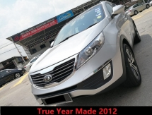 2012 KIA SPORTAGE 2.0 DOHC True Year Made