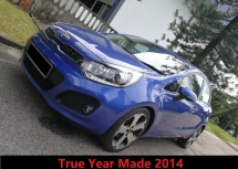 2013 KIA RIO 1.6 SX Sun Roof Full Spec