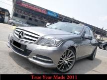2011 MERCEDES-BENZ C-CLASS C250 AVANTGARDE 1.8 Facelift