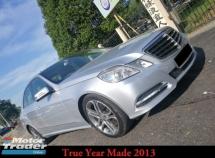 2013 MERCEDES-BENZ E-CLASS E250 AVANTGARDE True Year Made