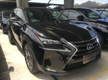 2014 LEXUS NX 200T 2.0 LUXURY SUV 235HP LIKE NEW (RM) 214,000.00