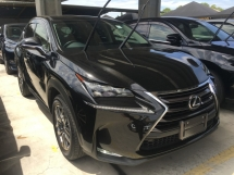 2014 LEXUS NX 200T 2.0 LUXURY SUV 235HP LIKE NEW (RM) 214,000.00