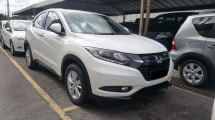 2015 HONDA HR-V V Edition High Spec TRUE YEAR MADE 2015 NO SST 1.8cc I Vtec 47k km