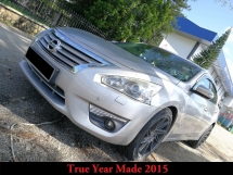 2015 NISSAN TEANA 2.5L V6 PREMIUM True Year Made