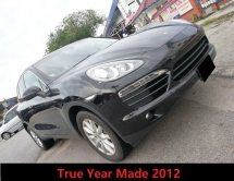 2012 PORSCHE CAYENNE CAYENNE S 3.6 True Year Made