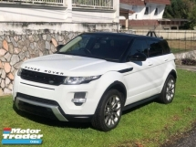 2015 LAND ROVER EVOQUE Si4 DYNAMIC 9 SPEED 4 DOOR (A) LIKE NEW
