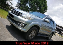 2017 TOYOTA FORTUNER 2.7 SRZ True Year Made