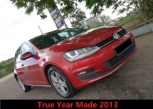 2011 VOLKSWAGEN GOLF 1.4 TSI True Year Made