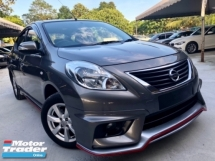 2014 NISSAN ALMERA 1.5VL (A) PUSH START FULL SPEC MILEAGE 70km FULL SVC RECORD