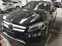 2015 MERCEDES-BENZ GLA GLA250 AMG 4MATICS PRE CRASH JAPAN UNREG
