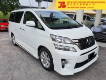 2009 TOYOTA VELLFIRE 3.5 VL (A) Converted Facelift