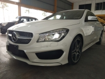 2013 MERCEDES-BENZ CLA 250 2.0 TURBO Recon unregistered.👍 3,year warranty RM189888~OTR