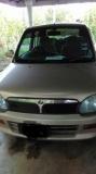 2004 PERODUA KELISA compact car