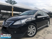 2015 NISSAN SYLPHY 1.8 PREMIUM (A)1 OWNER FULOAN OTR