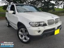 2006 BMW X5 BMW X5 3.0 M SPORT GOOD CONDITION SUV