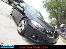 2014 BMW 5 SERIES 523i M Sport 2.0 True Year Made