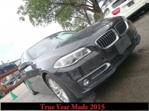 2015 BMW 5 SERIES 528I 2.0 True Year Made