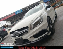 2014 MERCEDES-BENZ A-CLASS A45 AMG True Year Made