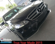2015 MERCEDES-BENZ E-CLASS E250 AMG True Year Made