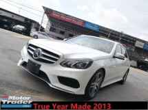 2013 MERCEDES-BENZ E-CLASS E250 AMG True Year Made