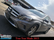 2015 MERCEDES-BENZ GLA GLA 180 True Year Made