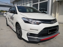 2017 TOYOTA VIOS 1.5 TRD SPORTIVO (A) TEST DRIVE UNIT FOR SALES