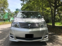 2005 TOYOTA ALPHARD 3.0 (A) 2 POWER DOOR WITH  7 SEATER