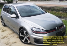 2015 VOLKSWAGEN GOLF 2014 VOLKSWAGEN GOLF 2.0 GTI TSI HATCHBACK JAPAN SPEC CAR SELLING PRICE ONLY ( RM 139,000.00 NEGO )