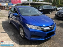 2014 HONDA CITY 1.5 E (A) FULL LOAN LOW MILEAGE