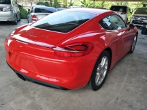 2014 PORSCHE CAYMAN 2.7 RED EDITION SPEC PADDLE SHIFT 18 INCH RIM BUCKET LEATHER SEATS BULETOOTH  FREE WARRANTY