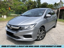 2018 HONDA CITY HYBRID 1.5 NEW FACELIFT MODEL UNDER WARRANTY 8YEARS TIP TOP CONDITION