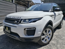2017 LAND ROVER EVOQUE LAND ROVER RANGE ROVER EVOQUE NEW FACE LIT JAPAN SPEC UNREG 2017