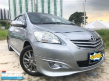 2013 TOYOTA VIOS 1.5 (A) G Spec New Facelip Low Ori Mileage