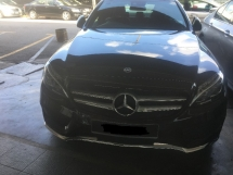 2017 MERCEDES-BENZ C-CLASS C350E AMG (A)LIKE  NEW
