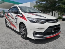 2017 TOYOTA VIOS 1.5 TRD SPORTIVO (A)TEST DRIVE UNIT FOR SALES