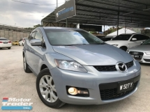 2010 MAZDA CX-7 2.3 TURBOCHARGED EXCLUSIVE SUV
