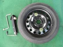 BMW E60 SPARE TYRE Rims & Tires