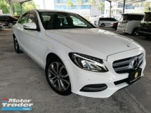 2015 MERCEDES-BENZ C-CLASS c180 1.6 turbo