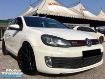 2011 VOLKSWAGEN GOLF 2.0 GTI (A)ORI CONDITION CBU