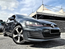 2014 VOLKSWAGEN GOLF 2.0 GTi TECH PACK (A)U/WRRTY