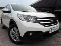 2014 HONDA CR-V 2.0 I-VTEC 4WD HIGH SPEC LEATHER