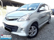 2015 TOYOTA AVANZA 1.5 (A) GOOD CONDITION