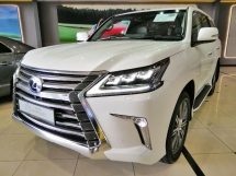 2017 LEXUS LX570 LUXURY (FURTHER MARK DOWN UNIT)