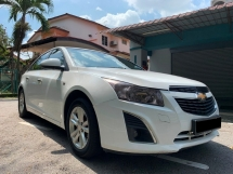 2013 CHEVROLET CRUZE 1.8 LT NEW FACELIFT