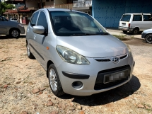 2010 HYUNDAI I10 1.1 Inspired Hatchback PREMIUM(AUTO)2010 1 UNCLE Owner, 77K Mileage, TIPTOP, ACCIDENT-Free, DIRECT-Owner, with SPORTRIM & DUAL AIRBEG