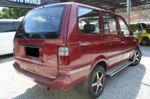2002 TOYOTA UNSER Toyota UNSER 1.8 GLi (M) LEATHER TipTop Yr 2002